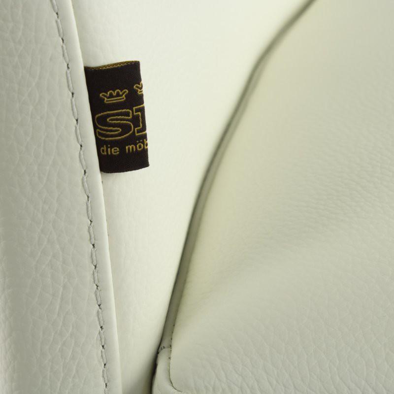 Lederstuhl esszimmer weiss kreative ideen f r design und for Lederstuhl schwarz esszimmer