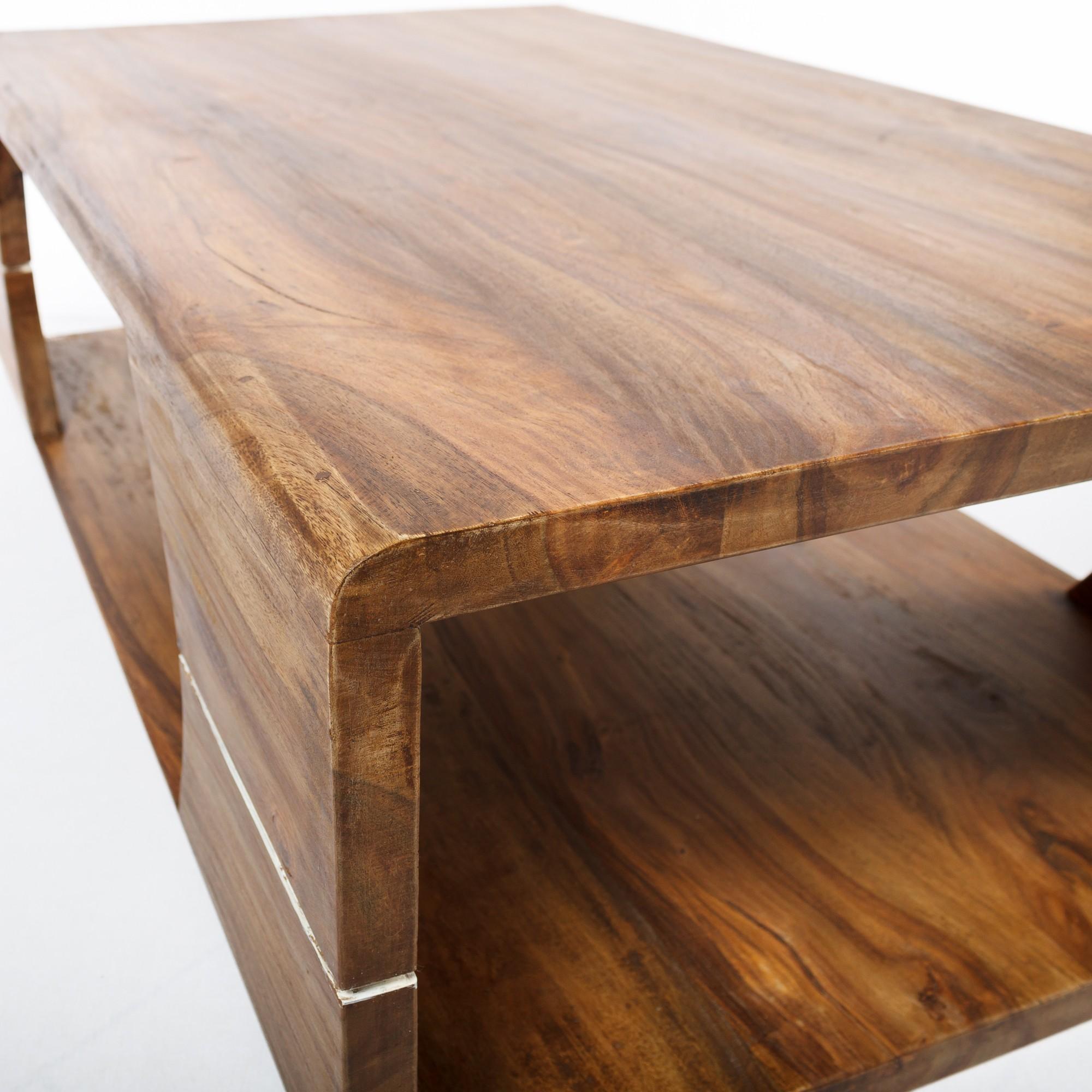 couchtisch palisander sheesham stone finish 100x60x30. Black Bedroom Furniture Sets. Home Design Ideas